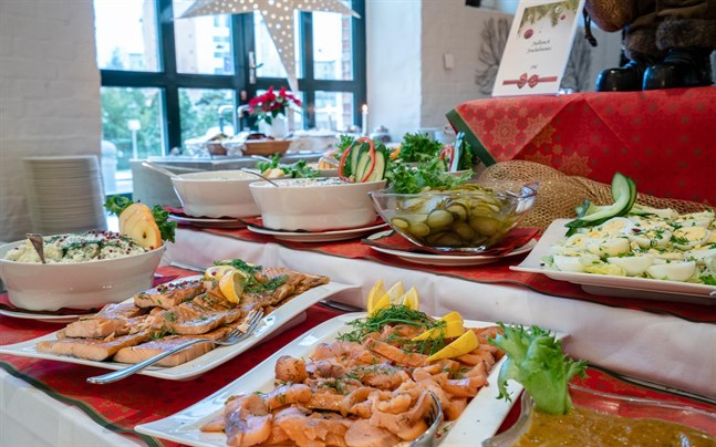 Soite rekommenderar att företagen beställer hämtmat från restaurangerna, eller använder deras cateringservice till julfesterna i år.