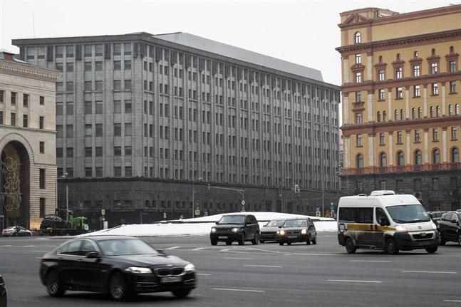 Kinesisk spion gripen i ryssland 1