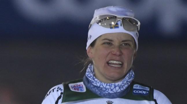 Ida Ingemarsdotter: Ingemarsdotter Avbryter Tour De Ski