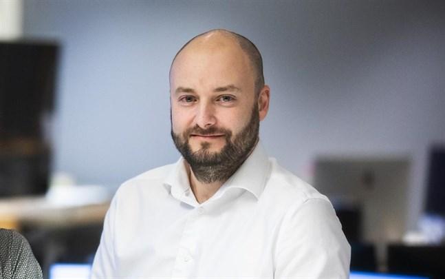 Niklas Nyberg är vd och chefredaktör på HSS Media.