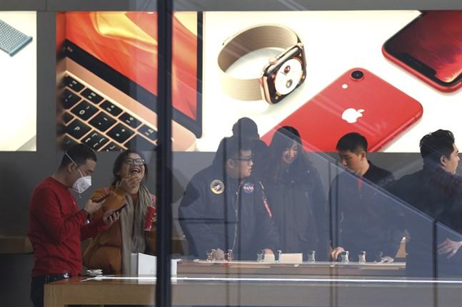 Apple ska satsa pa arbetare i kina
