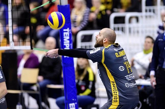 """Ex-tigern Olli Pekka """"Lelu"""" Ojansivu ställs mot Karlebylaget på tisdag."""