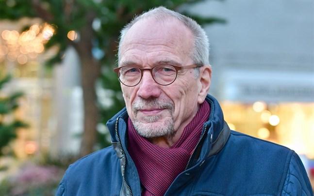 Nils Torvalds (SFP) betonar vikten av en gemensam bankunion.