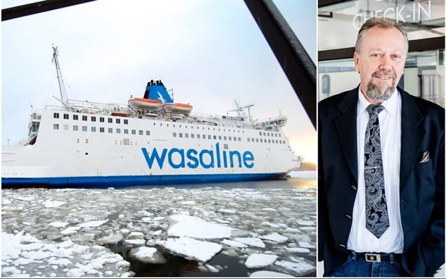 Wasalines vd Peter Ståhlberg hoppas att svenskar ännu ska få resa till Finland utan att sitta i karantän.