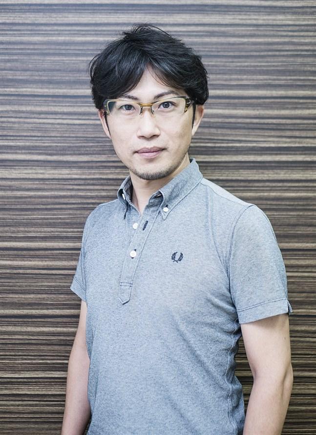 Yoshiaki Hirabayashi, producent vid Capcom. Pressbild.