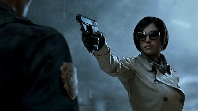 """Berättelsen har byggts ut i nya """"Resident evil 2"""". Pressbild."""