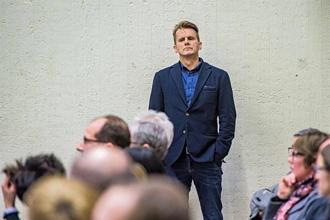 Rektor Peter Lindqvist har aldrig tidigare varit med om en skolstrejk.