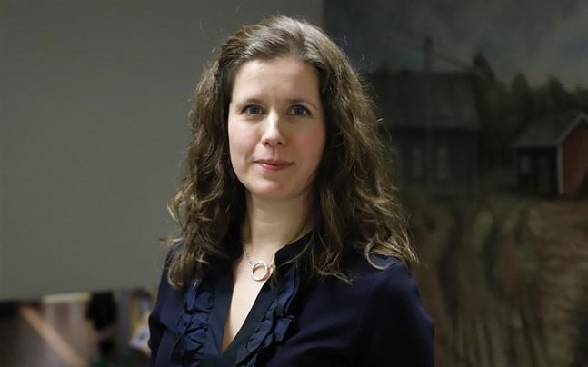 Jenny Malmsten är ny i Vaseks styrelse.