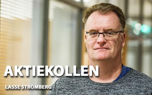Lasse Strömberg . Aktiespararna. 31.1.2019.