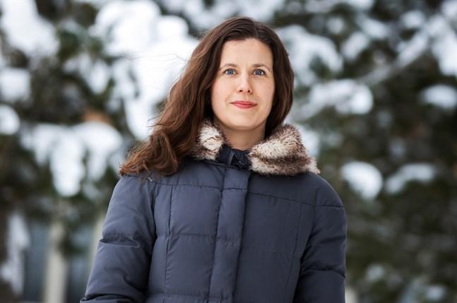 Jenny Malmsten är kommundirektör i Malax. Hon säger att många är intresserade av en padelhall i kommunen.