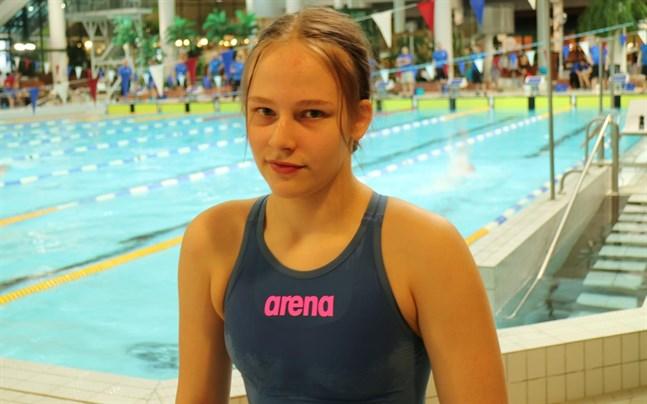 Daniela Sohlman slog FM-rekord på löpande band.