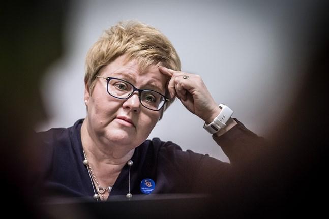 Minna Korkiakoski-Västi, vd på Soite, kunde konstatera att bokslutet till slut godkändes och hoppas nu på arbetsro.