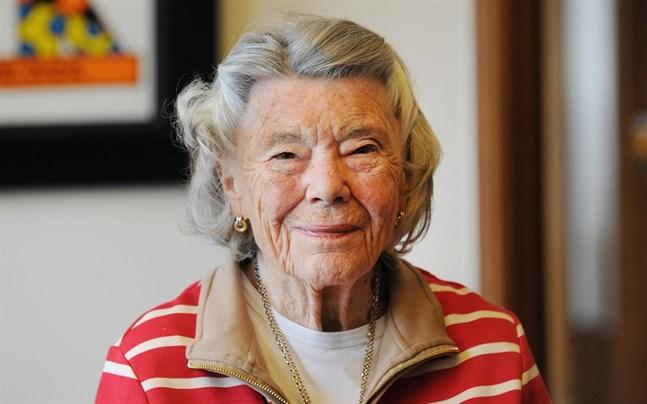 Rosamunde Pilcher blev 94 år.