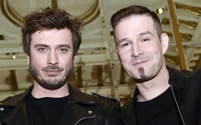Sebastian Rejman sjunger och Darude (Ville Virtanen) står för musiken.