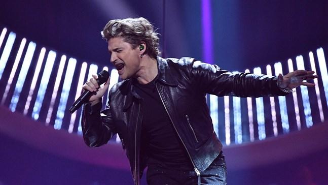 Andreas Johnson är favorittippad av Malmöpubliken.