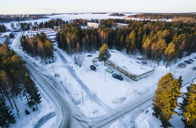 Storviken i Vasa.
