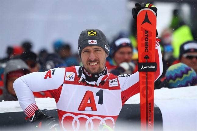 Marcel Hirscher är rejält förkyld inför fredagens storslalom i VM i Åre.