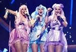 Dolly Style blev publikfavorit efter deltävlingens första genrep.