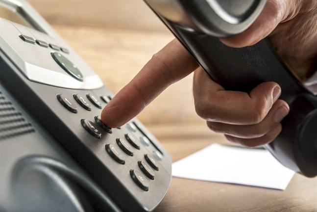 Nu funkar telefonlinjerna på Korsholms HVC igen.
