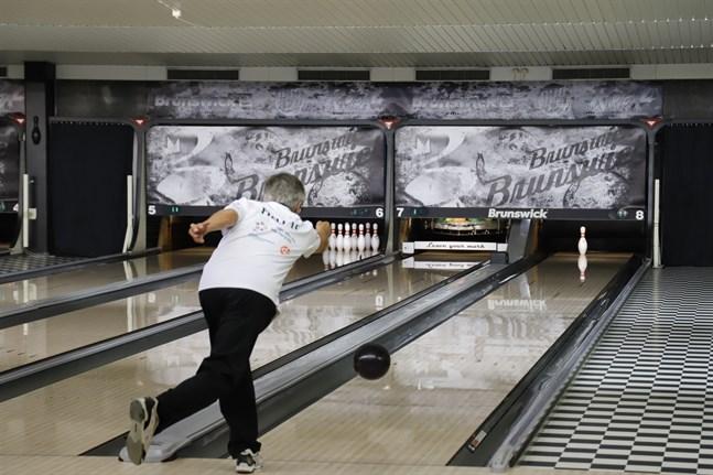 Karleby bowlinghall (inte på bilden) har utsatts för exponering.