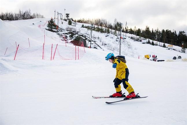 Snö eller inte snö. Årets sportlovsprogram är digert.