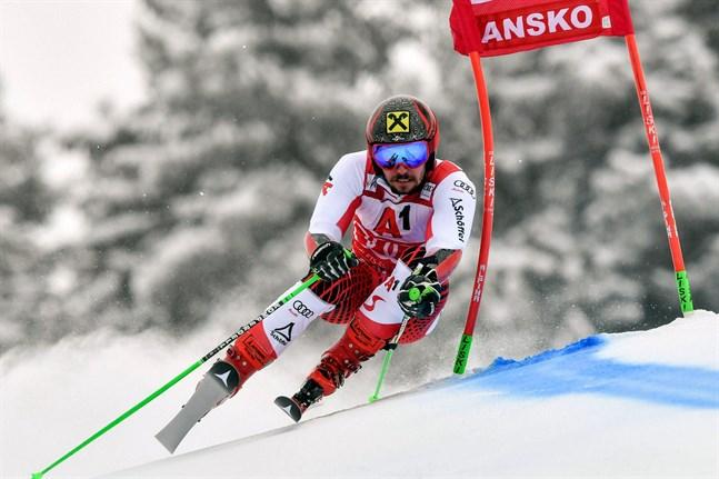 Kung i backen ännu en säsong – Marcel Hirscher.
