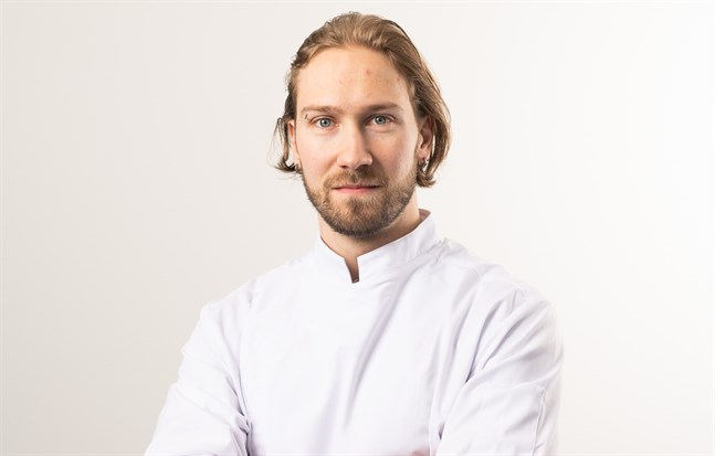 Simon Selin är revanschsugen och tävlar om Årets kock i Finland för andra året i rad.