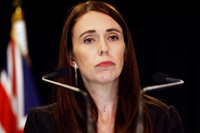 Nya Zeelands premiärminister Jacinda Ardern har utsett en domare från högsta domstolen att leda utredningen om terrordådet i Christchurch. Arkivbild.