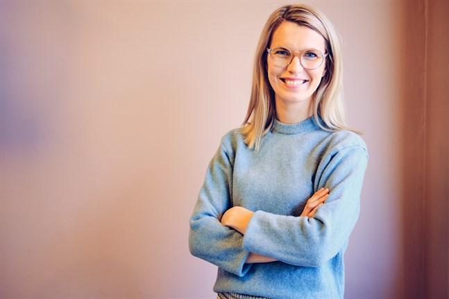 Linn Jung vill se något annat än korvjippon och disktrasor i valrörelsen.
