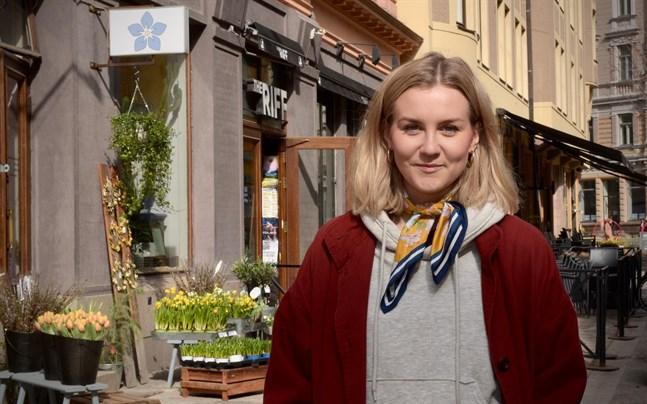 Enligt Märta Westerlund är politiken ofta alltför invecklad.