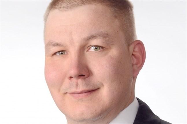 Juha Mäenpää.