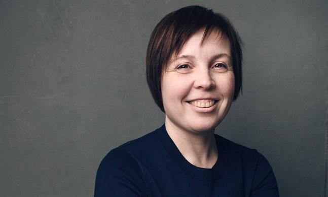 Karin Erlandsson.