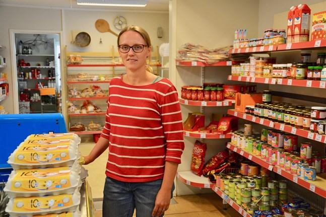 Sofia Björklund.