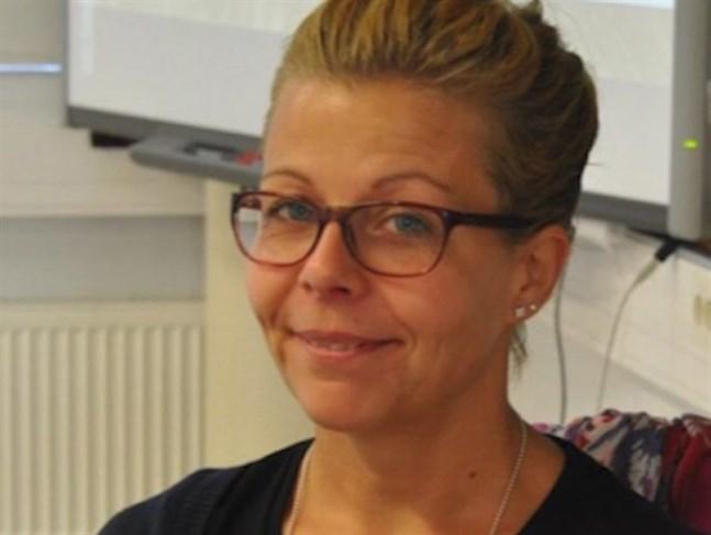 Anette Rönnlund-Nygård.