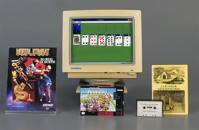 "Årets nykomlingar i ""World Video Game Hall of Fame""."