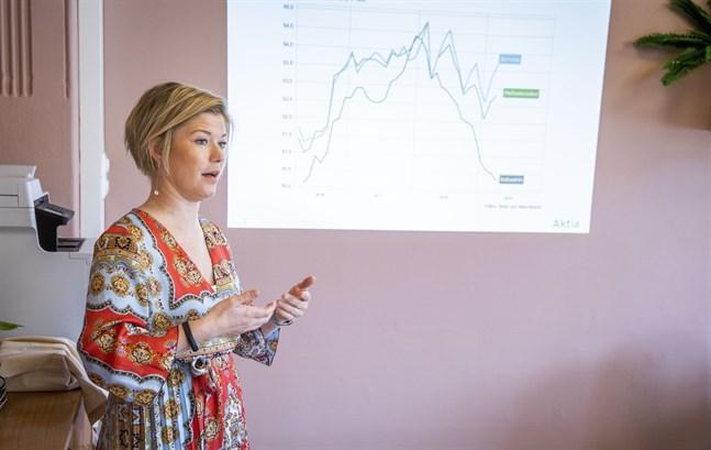 Heidi Schauman lämnar Aktia för Swedbank.