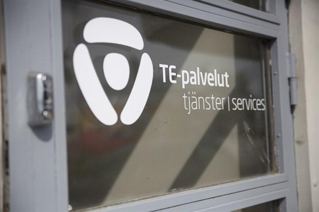 Närmanjämförantaletarbetslösamed2018,ökade antaletkvantitativtsettmestiKarleby,JakobstadochVasa.