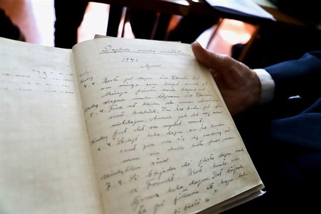 VBL efterlyser dagböcker och bilder från vinterkriget.
