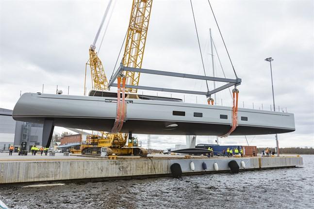 Baltic 142 Canova som sjösattes i maj 2019 knep vinsten i två av de prestigefyllda kategorierna.