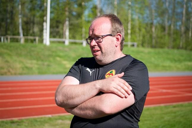 Mr Myran, Magnus Slotte, hade föredragit ett annat serieupplägg än vad som nu föreslås.