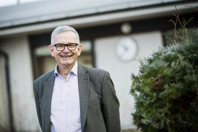 Thomas Öhman är ordförande i Vasas social- och hälsovårdsnämnd.