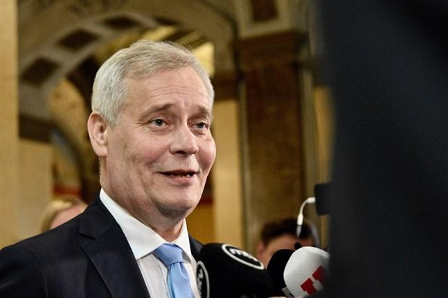 Regeringssonderade Antti Rinne säger att gårdagens matchresultat gav ny inspiration till regeringsförhandlingarna.