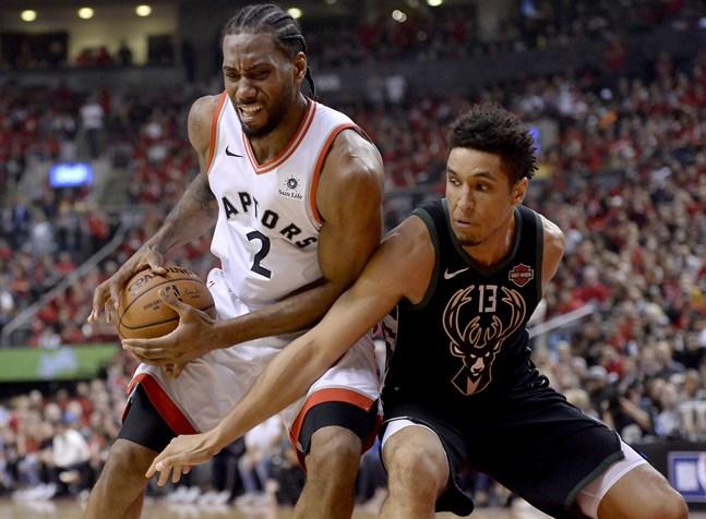 Kawhi Leonard och hans Toronto är klara för NBA-final.