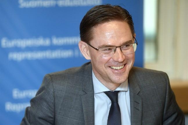 Finlands avgående EU-kommissionär Jyrki Katainen har sökt jobb som överombudsman för Sitra.