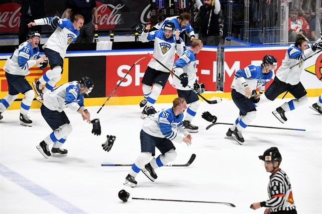 Lejonen fick fira ett sensationellt världsmästerskap tidigare i vår. 2022 står Finland värd för hockey-VM och då spelar landslaget sina matcher i Tammerfors.