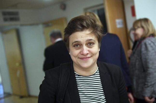 Silvia Modig.
