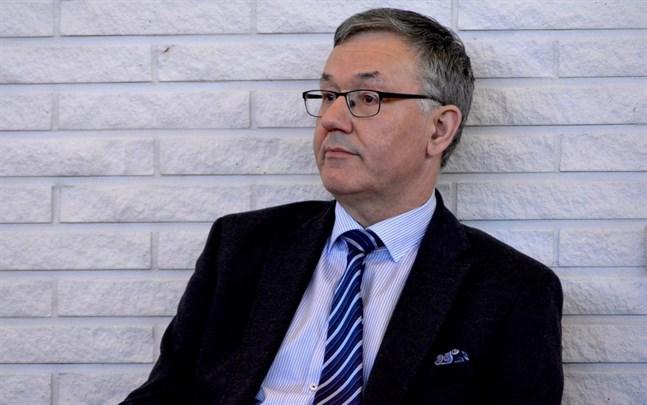 Hans-Erik Lindqvist går i pension nästa år.