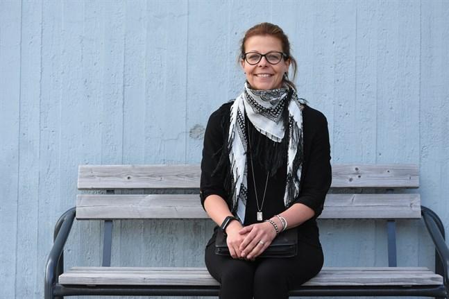 Anette Rönnlund-Nygård är projektledare för Ninni-verksamheten.