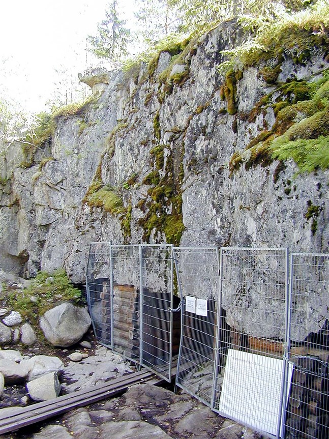 GTK har tidigare undersökt berggrunden i Kronoby och Pedersöre för att utreda förekomsten av batterimineraler.