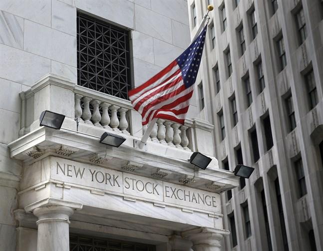Kurserna backade på New York-börsen på onsdagen. Arkivbild